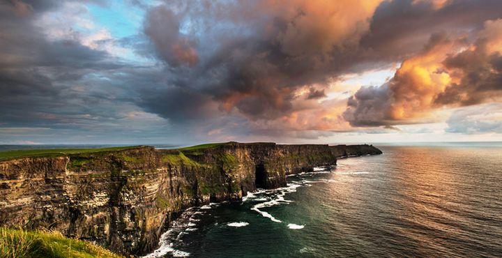 Irland - Endlose Weiten und wunderschöne Ausblicke werden Sie auf Ihrer Rundreise begleiten.