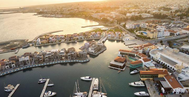 An der Südküste Zyperns liegt die wunderschöne Hafenstadt Limassol.