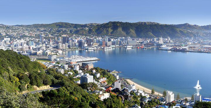 Wellington ist die hippe Hauptstadt von Neuseeland. Bild: Tourism New Zealand