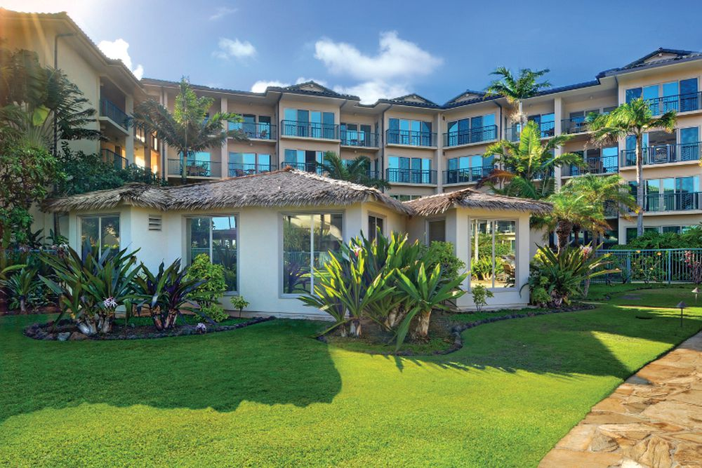 Waipouli Beach Resort Spa Kauai By Outrigger