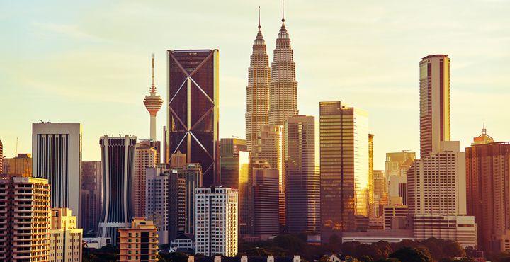 Ihre Rundreise startet in Kuala Lumpur - Der Hauptstadt von Malaysia