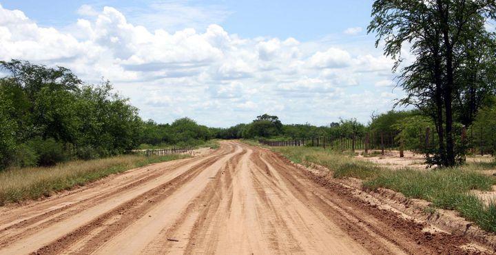 Das andere Gesicht Paraguays ist der Gran Chaco.
