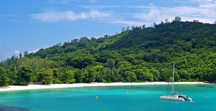 Segeln Sie vorbei an einmalig schönen Stränden und lernen Sie die Flora und Fauna der Inseln kennen.