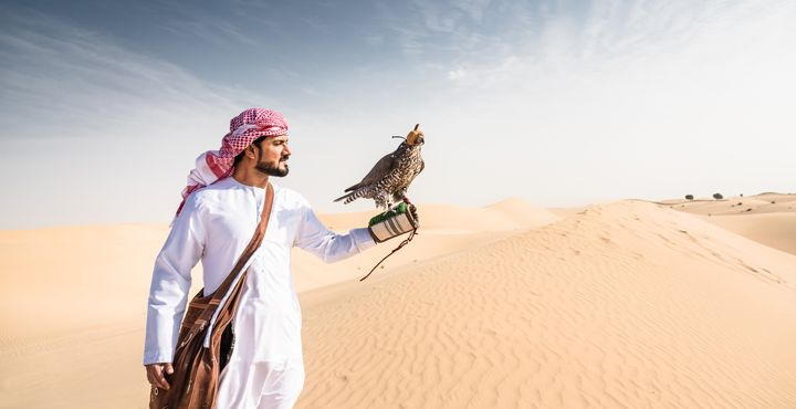 Ein Traum aus 1001 Nacht! Genießen Sie Ihren Aufenthalt mitten in der Wüste.