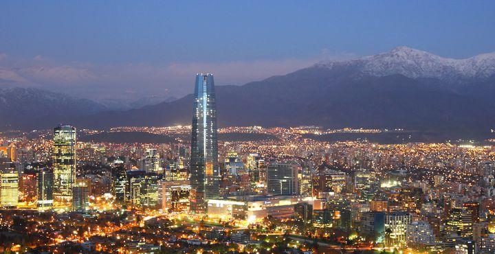 Ihr Abenteuer beginnt in der Millionenstadt Santiago de Chile. Bild: www.chile.travel