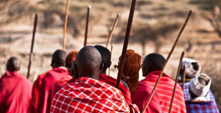 Ebenfalls ein Highlight der Reise: Der Besuch des Massai Dorfes. Hier lernen Sie die Kultur hautnah kennen.