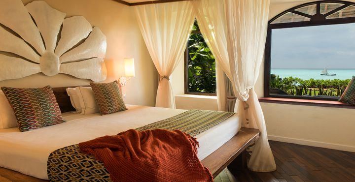 Die gemütlich eingerichteten Zimmer laden zum Wohlfühlen und Entspannen ein.