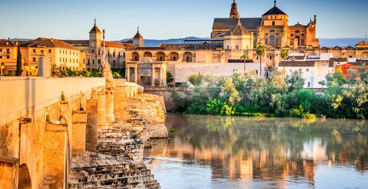 Willkommen in Cordoba. Einst eine wichtige römische Stadt und ein bedeutendes Zentrum des Islam im Mittelalter.