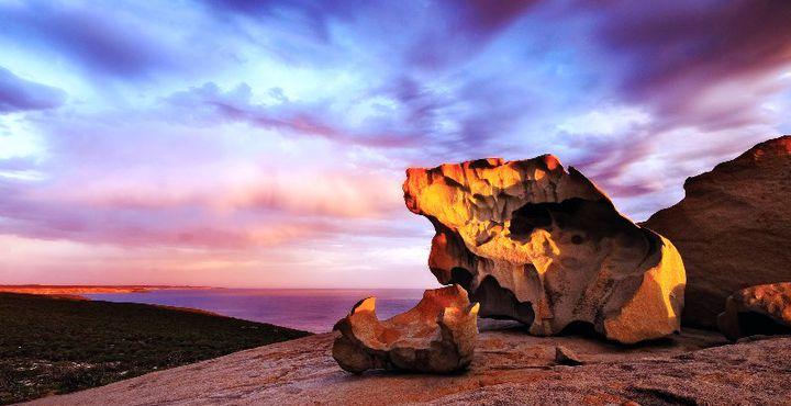 Besonders bei aufgehender oder untergehender Sonne ist die Landschaft hier besonders schön anzusehen.