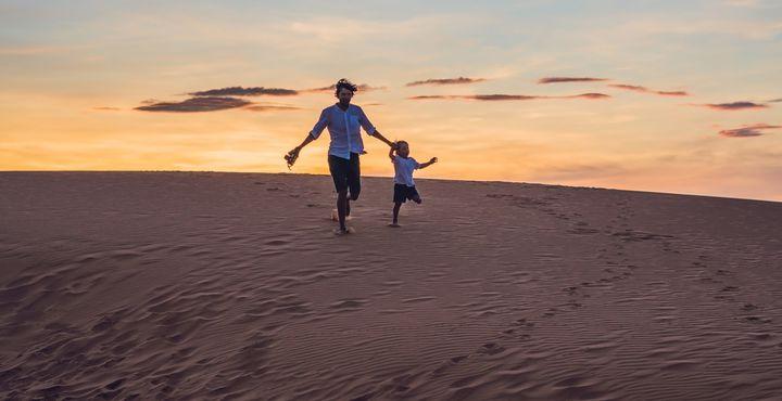 Entdecken Sie mit Ihrer Familie die faszinierende Weite Namibias.